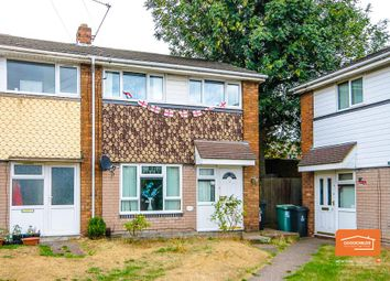 Thumbnail 3 bed terraced house for sale in Hucker Road, Walsall