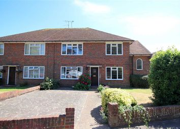 Thumbnail 2 bed flat for sale in Upper Brighton Road, Broadwater, Worthing