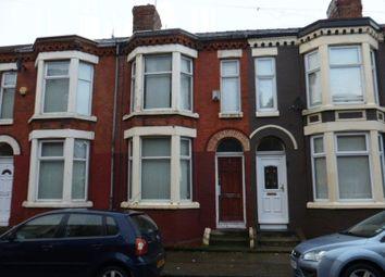 Thumbnail Terraced house to rent in Euston Street, Walton, Liverpool