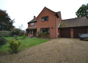 Thumbnail 4 bedroom detached house for sale in Hainford, Norwich