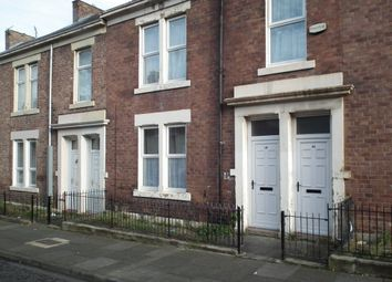 Thumbnail 3 bedroom flat to rent in Croydon Road, Arthurs Hill, Newcastle Upon Tyne