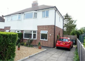 Thumbnail 3 bed semi-detached house for sale in Unity Road, Leicester