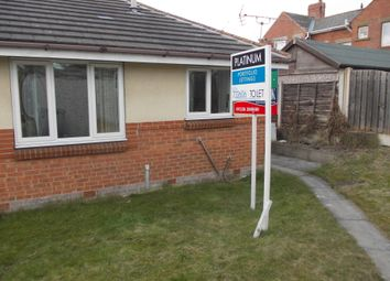 Thumbnail 2 bed semi-detached bungalow to rent in Wareham Grove, Dodworth, Barnsley