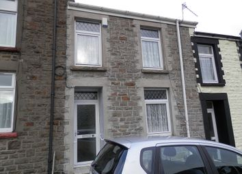 Thumbnail 3 bedroom property for sale in Halifax Terrace, Tynewydd, Rhondda Cynon Taff.