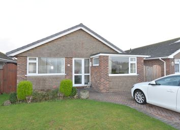 Thumbnail 3 bed detached bungalow for sale in Parkland Drive, Barton On Sea, New Milton
