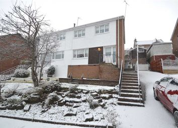 Thumbnail 3 bed semi-detached house for sale in Blairston Avenue, Bothwell, Glasgow