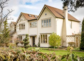 Thumbnail 5 bed detached house for sale in Back Lane, Sutton-On-The-Hill, Ashbourne