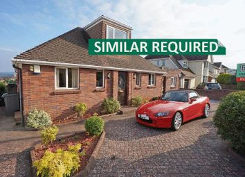 Thumbnail 4 bed bungalow for sale in Barcombe Heights, Preston, Paignton