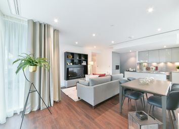 3 bed flat to rent in Sirocco Tower, Sailmakers, Canary Wharf E14