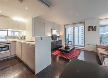 Thumbnail 2 bed flat for sale in West Tower, Pan Peninsula Square, Docklands, London