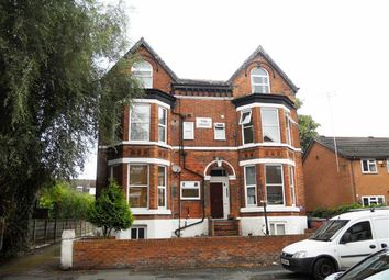 Thumbnail 1 bedroom flat for sale in Clarendon Road, Whalley Range, Manchester
