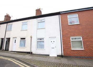 Thumbnail 2 bedroom terraced house to rent in Castle Street, Eastwood, Nottingham