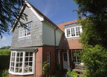 Thumbnail 3 bed detached house for sale in West Cranmore, Shepton Mallet