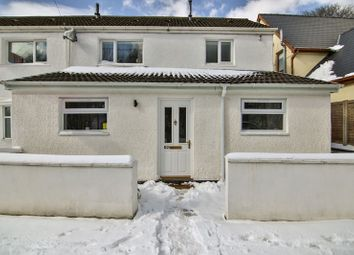 Thumbnail 3 bedroom terraced house for sale in Reservoir Road, Beaufort, Ebbw Vale