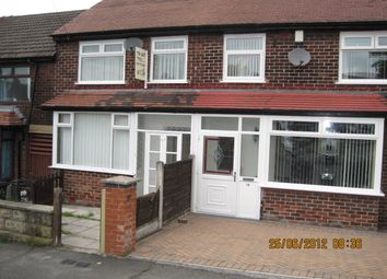 2 bed town house to rent in Broomhall Road, Blackley, Manchester M9