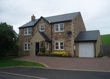 Thumbnail 4 bed detached house for sale in Grantshouse, Duns
