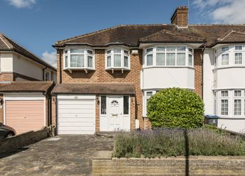 Thumbnail 4 bed semi-detached house for sale in Elmbridge Avenue, Surbiton