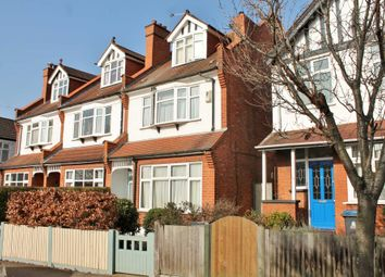 Thumbnail 4 bed semi-detached house for sale in Blagdon Road, New Malden