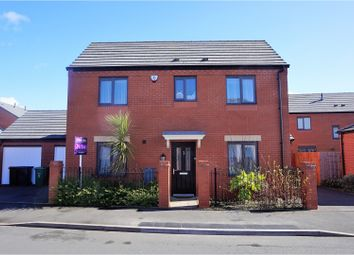 Thumbnail 3 bed detached house for sale in Hendon Avenue, Wolverhampton