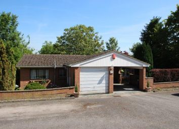 Thumbnail 2 bed detached bungalow for sale in Hollows Close, Harnham, Salisbury