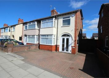 Thumbnail 3 bed semi-detached house for sale in Stuart Road, Crosby, Merseyside