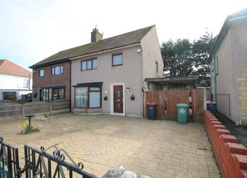 Thumbnail 3 bed semi-detached house for sale in Wensley Avenue, Fleetwood