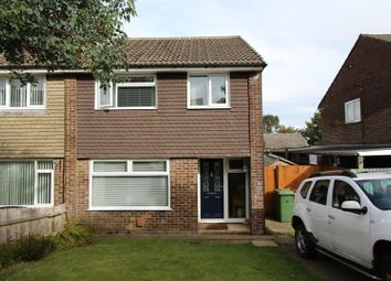 Thumbnail 3 bed semi-detached house for sale in Caerleon Court, Caerphilly