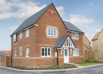 "Thumbnail 4 bed detached house for sale in ""Lincoln"" at Aintree Road, Corby"