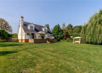 Loddon Drive, Wargrave, Reading RG10. 4 bed detached house for sale