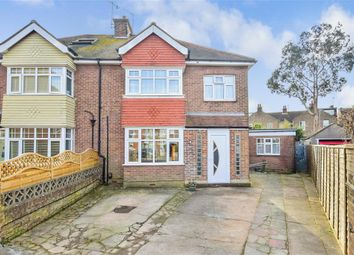 4 bed semi-detached house for sale in Peverel Road, Worthing, West Sussex BN14