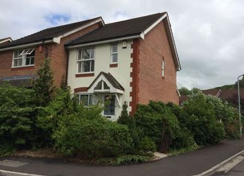 Thumbnail 2 bed end terrace house to rent in Fawn Close, Glastonbury