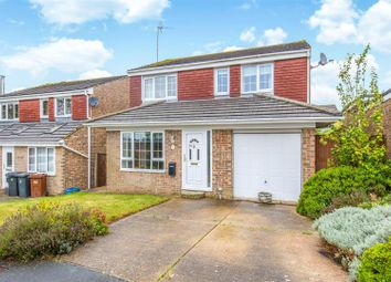 Thumbnail 4 bed detached house for sale in Copwood Avenue, Uckfield