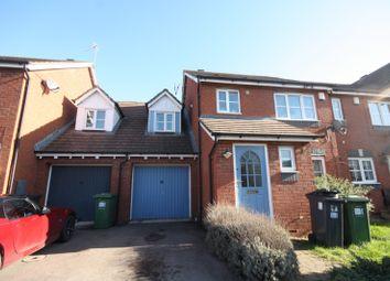 Thumbnail 4 bed semi-detached house to rent in Faulcon Bridge Way, Warwick Gates, Warwick