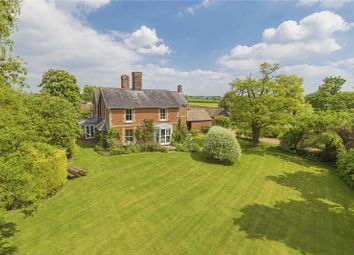 Eltisley Road, Great Gransden, Sandy, Bedfordshire SG19. 5 bed equestrian property for sale