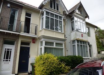 Thumbnail 1 bed flat to rent in Alton Road, Plymouth, Devon