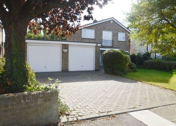 Thumbnail 4 bed detached house for sale in Wyatts Drive, Thorpe Bay