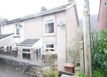 2 bed terraced house for sale in North Road, Cross Keys, Newport NP11