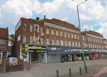 Thumbnail 1 bed flat to rent in Western Avenue, Acton