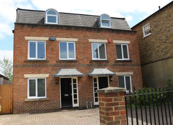Thumbnail 4 bed semi-detached house for sale in Sheen Lane, East Sheen