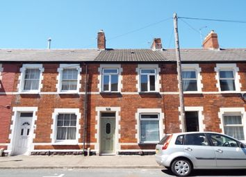 Thumbnail 3 bed property to rent in Spring Gardens Terrace, Splott, Cardiff