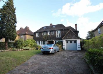 Thumbnail 5 bed detached house for sale in Shortlands Road, Shortlands