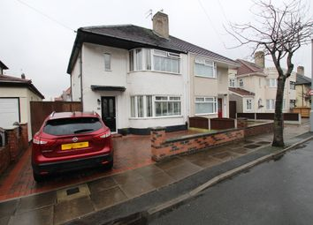 Thumbnail 3 bed semi-detached house for sale in Tudor Road, Liverpool