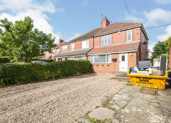 Thumbnail 3 bed semi-detached house for sale in Aston Common, Aston, Sheffield