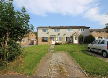 Thumbnail 2 bed terraced house for sale in Hedgemoor, Brackla, Bridgend