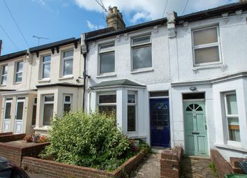 Thumbnail 2 bedroom terraced house for sale in Chandler Road, Bexhill-On-Sea