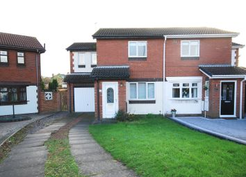 Thumbnail 3 bed semi-detached house for sale in Kingswood Close, Boldon Colliery