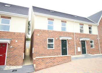 Thumbnail 3 bedroom end terrace house to rent in Newburn Crescent, Swindon