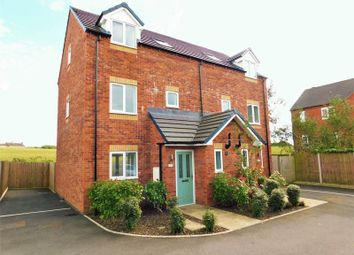 Thumbnail 3 bedroom town house for sale in Taberna View, Woodseaves, Stafford