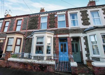 Thumbnail 3 bedroom terraced house for sale in Meadow Street, Cardiff
