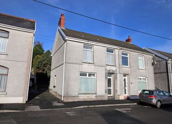 Thumbnail 3 bed semi-detached house for sale in New Road, Pontyberem, Llanelli